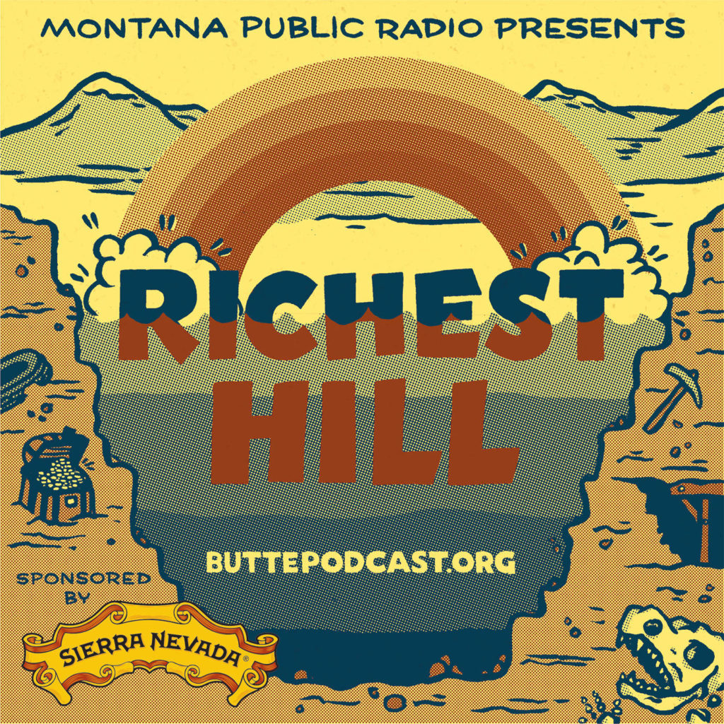 Richest Hill Podcast