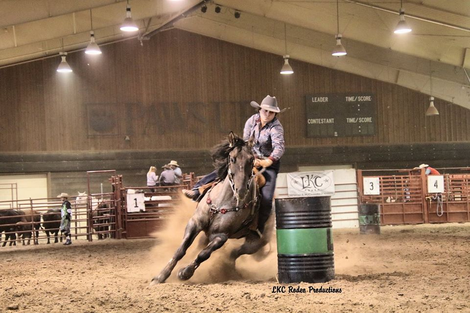 Check out the equine and human athletes Saturday as the Marsh Performance Horses series continues at the Missoula Fairgrounds