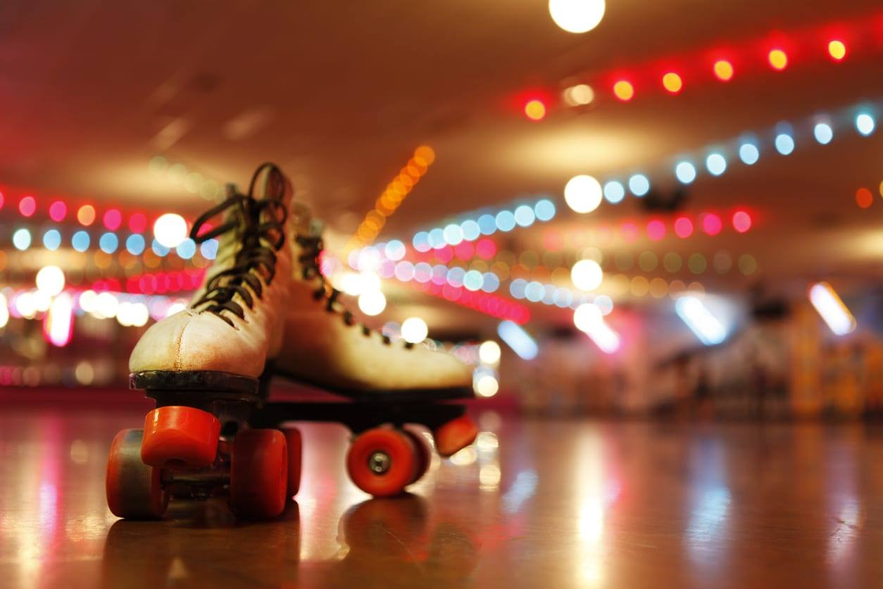 Rolling Skating at Ravalli County Fairgrounds